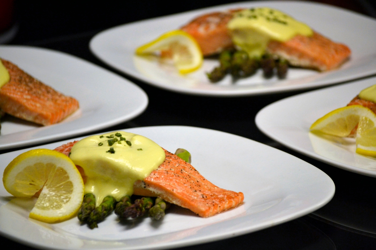 Foodservice Tips – How Long to CookFish